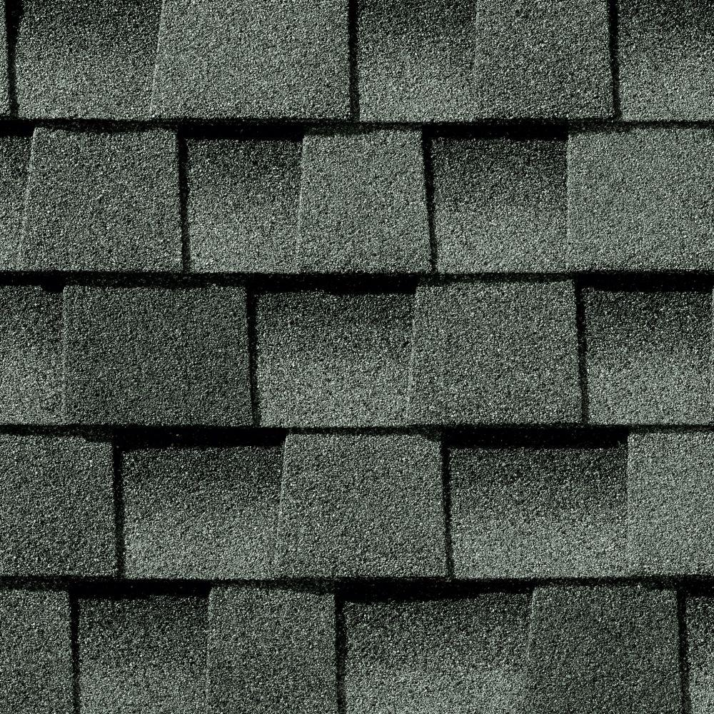 architectural shingles slate.  Slate GAF Timberline High Definition Slate Lifetime Architectural Shingles 333  Sq Ft Per Bundle With A