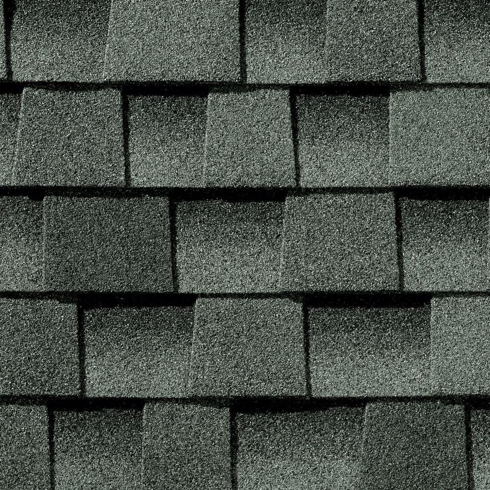 GAF Timberline High Definition Slate Lifetime Architectural Shingles