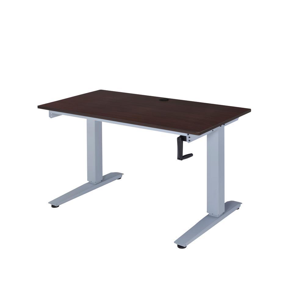 Acme Furniture Espresso Bliss Lift Writing Desk