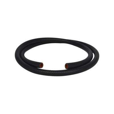 1-1/4in (32mm) I.D. x 2 ft. Silicon Heater Hose reinforced - Black