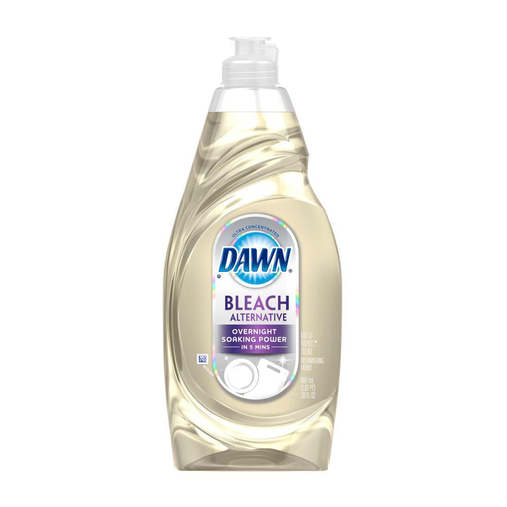 Ultra Platinum 30 oz. Fresh Rapids Scent Dish Soap with Bleach