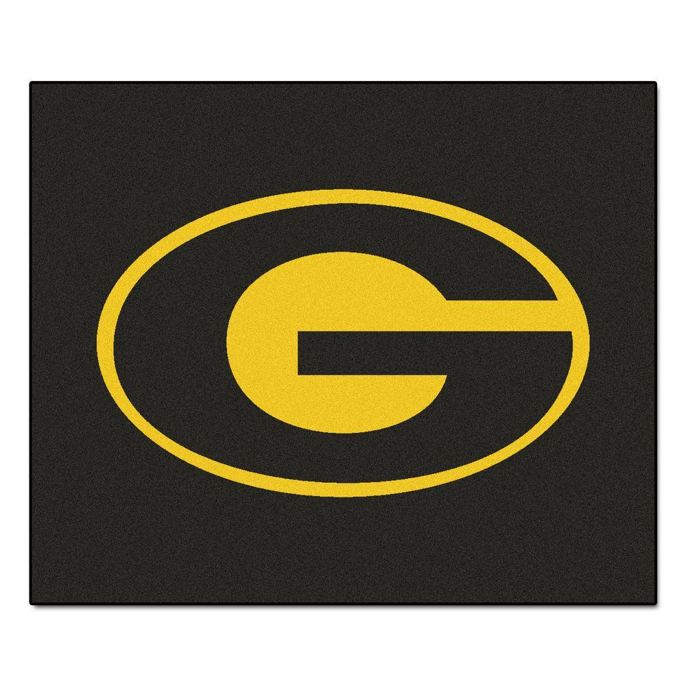 Fanmats Ncaa Grambling State University Black 5 Ft X 6 Ft