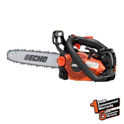 14 in. 25.0cc Gas 2-Stroke Cycle Chainsaw