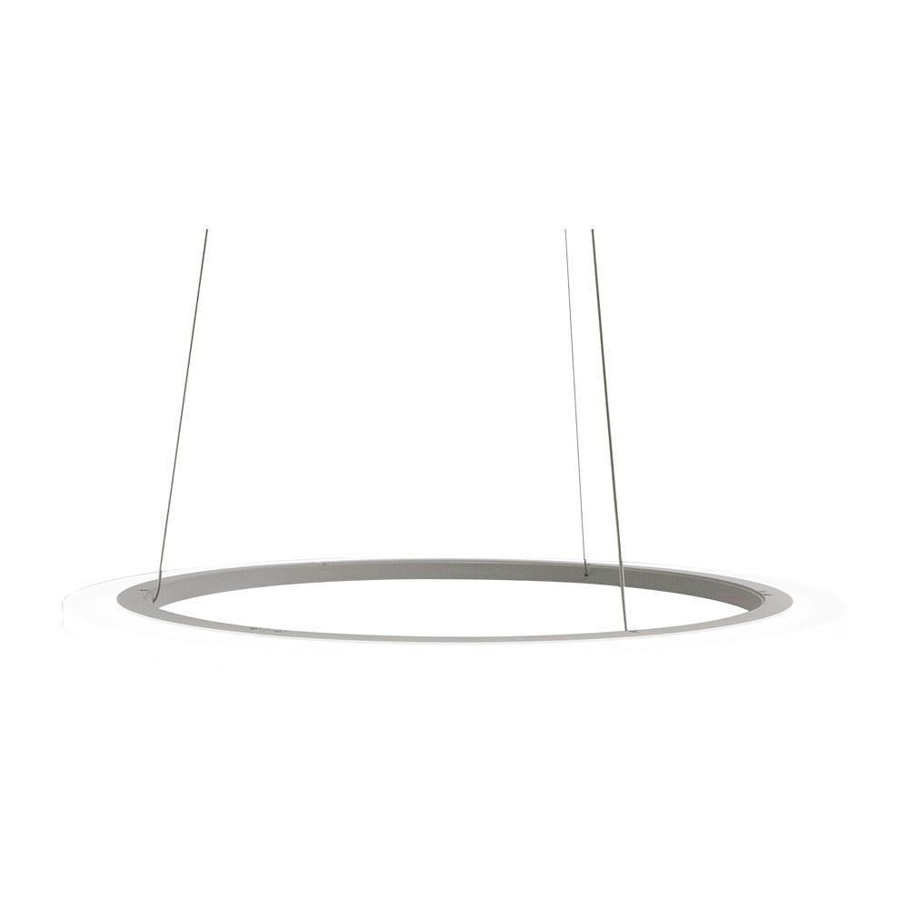 Eglo Penaforte 100 Watt White Integrated LED Pendant