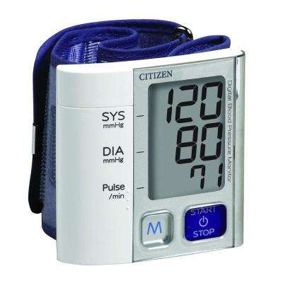 Citizen Blood Pressure Wrist Monitor