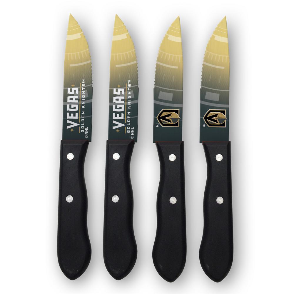 NHL Vegas Golden Knights Steak Knives (4-Pack)