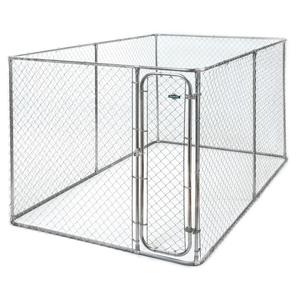 PetSafe 7 ft. x 12 ft. x 6 ft. Boxed Kennel-DISCONTINUED