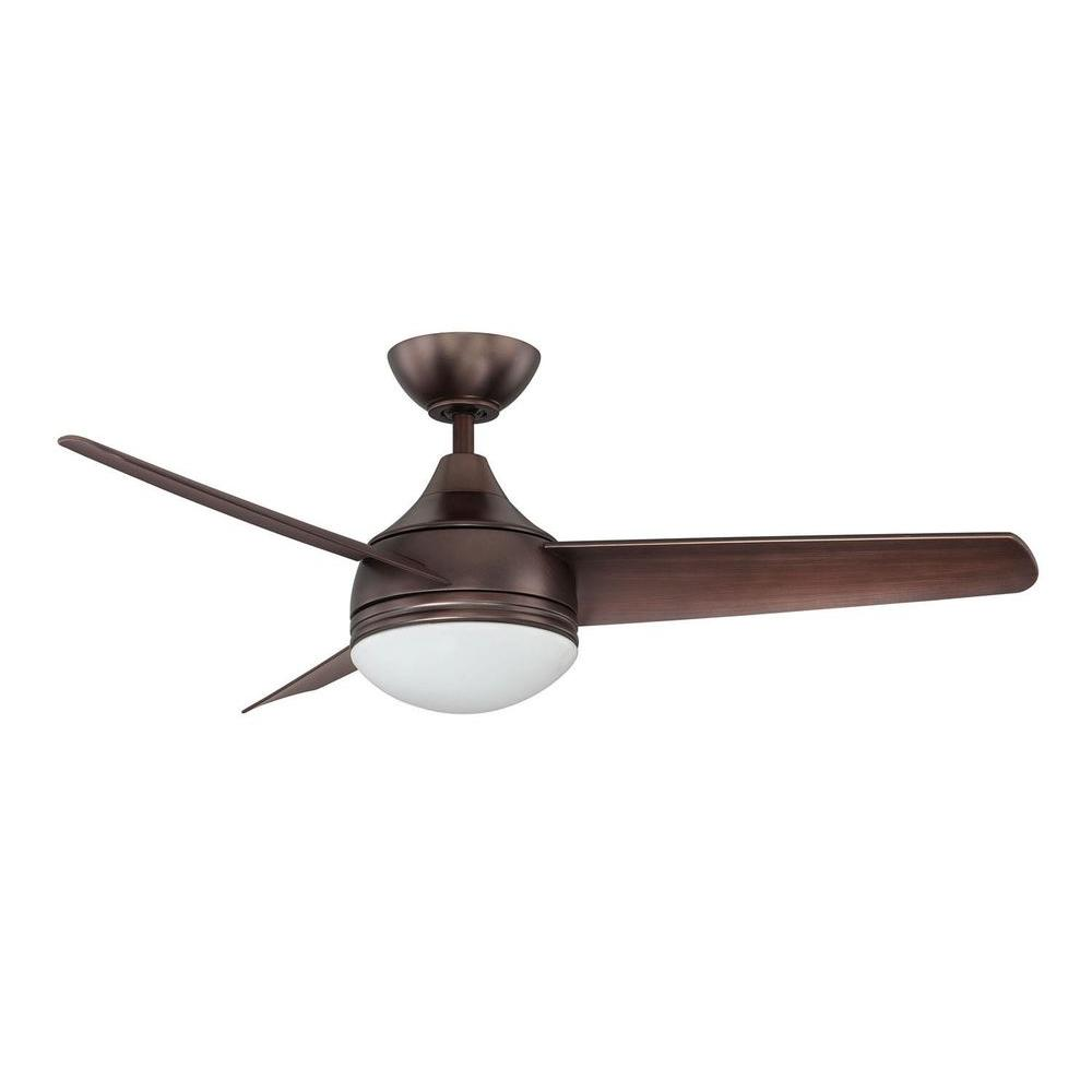 Cassiopeia 42 in. Oil Brushed Bronze Indoor Ceiling Fan