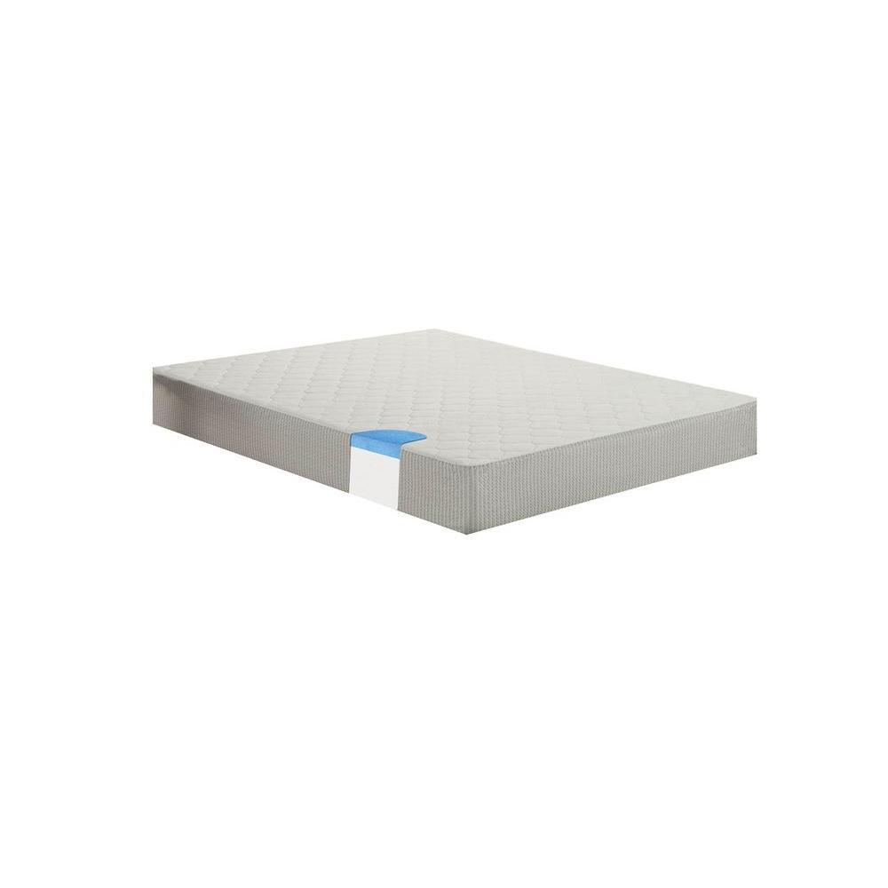 Sleep Innovations 8 in. Full-Size Gel Memory Foam Mattress