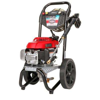 SIMPSON MegaShot MS60773-S 2800 PSI at 2.3 GPM HONDA GCV160 Cold Water Pressure Washer
