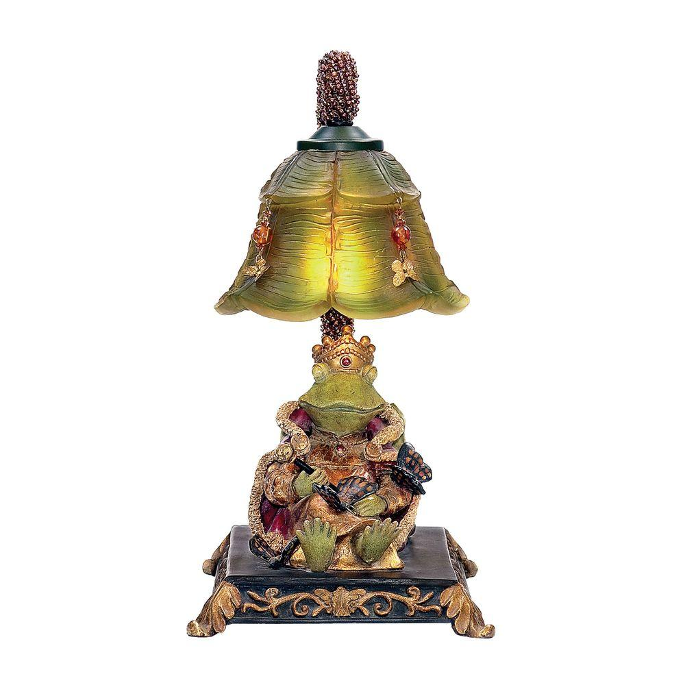 Titan lighting resting queen frog 13 in filey green mini accent titan lighting resting queen frog 13 in filey green mini accent table lamp aloadofball Gallery