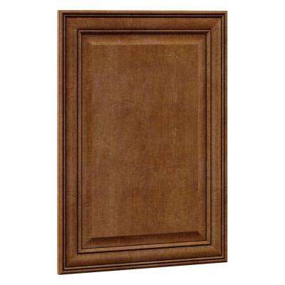 Oxford 20x28x3/4 in. Decorative End Panel in Toasted Almond