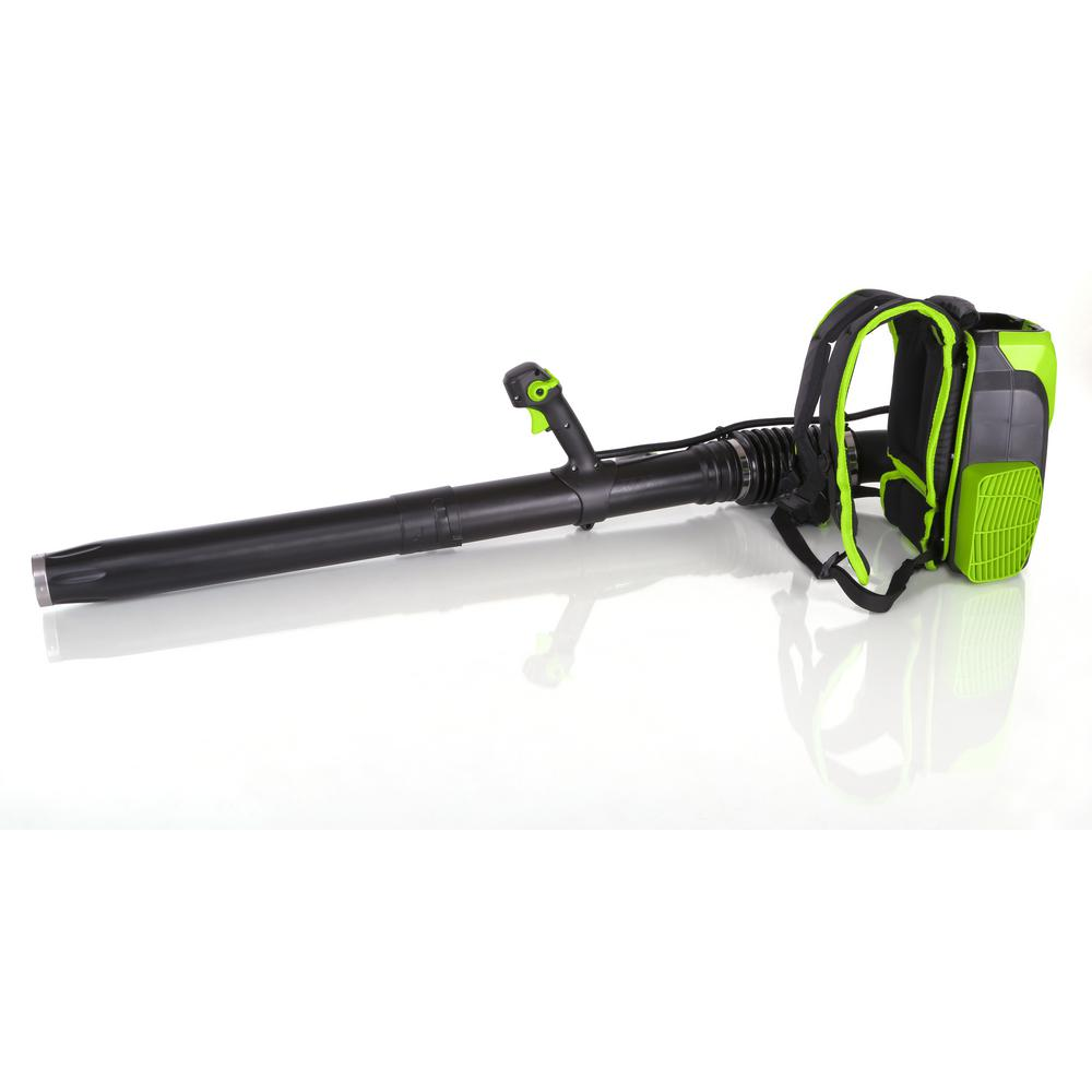 Greenworks - PRO 140 MPH 540 CFM 60-Volt Lithium-Ion Cordless Backpack Leaf Blower (Tool-Only)