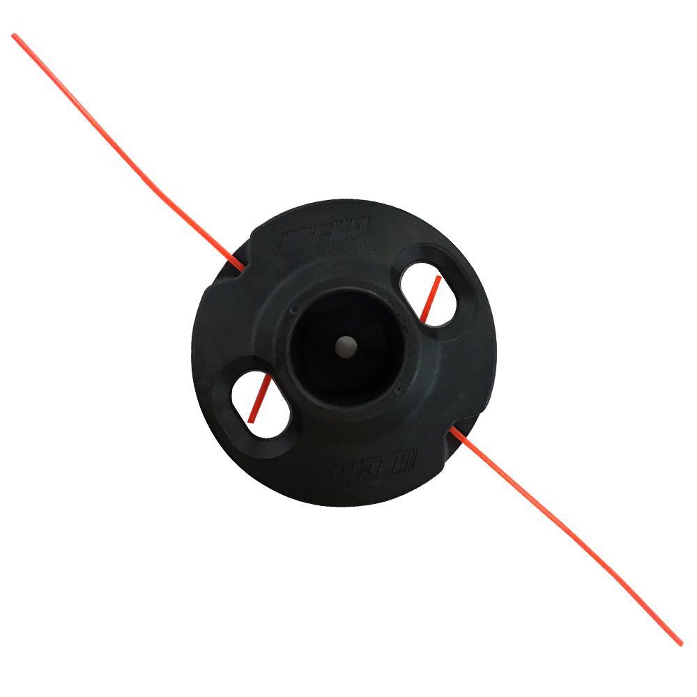 Universal 2-Line Rapid Loader Trimmer Head