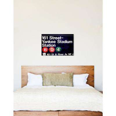 """Yankee Stadium "" by Oliver Gal Canvas Wall Art"