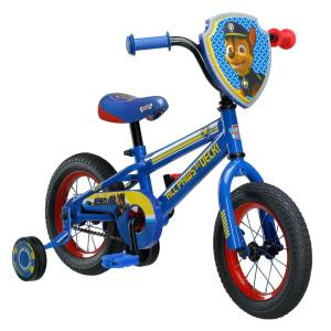 Paw Patrol 12 In Girls Bike For Ages 2 Years To 4 Years In Blue