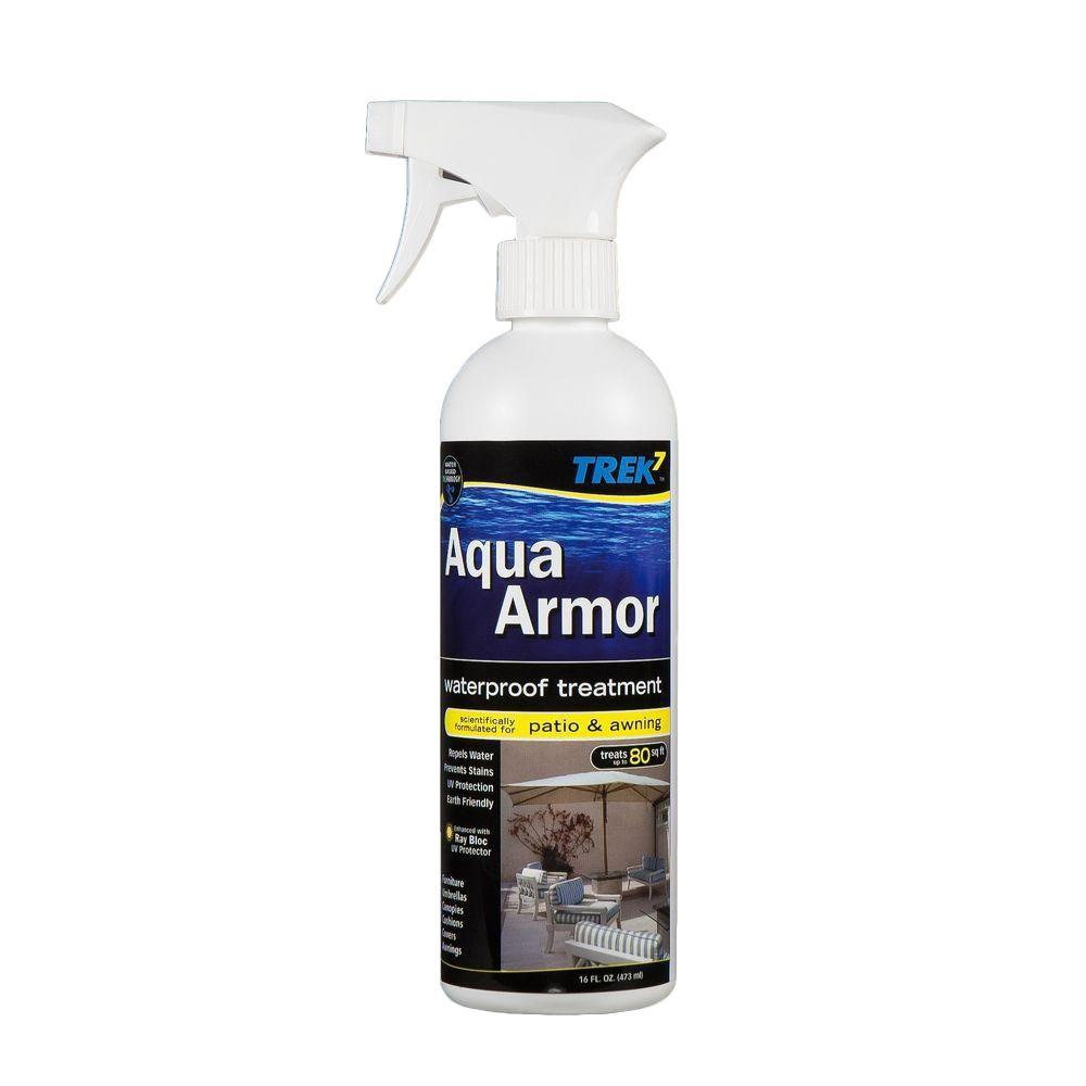 Trek7 Aqua Armor 16 oz. Fabric Waterproofing Spray for Patio and Awning