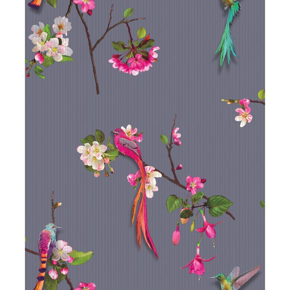 Kotori Purple Wallpaper
