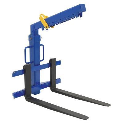 4,000 lb. Capacity Deluxe Overhead Load Lifter for 42 in. Fork