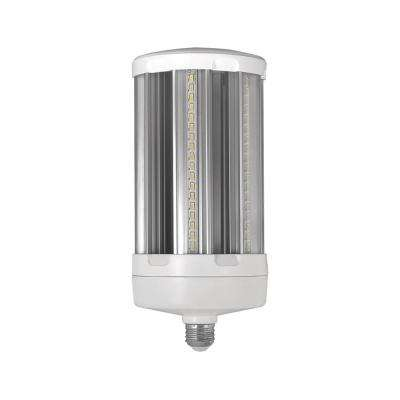 500W Equivalent Daylight (5000K) A23 Corn Cob LED High Lumen Utility Light Bulb