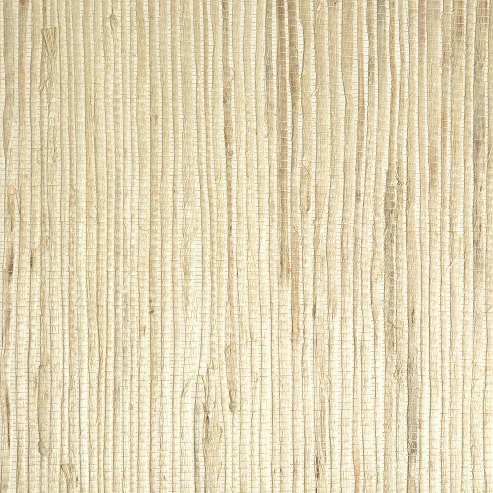 Kenneth James Martina Fog Grasscloth Wallpaper 2622 54727