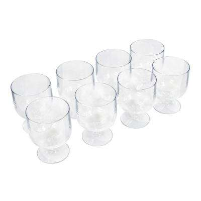 Acrylic Wine Glasses (Set of 8)