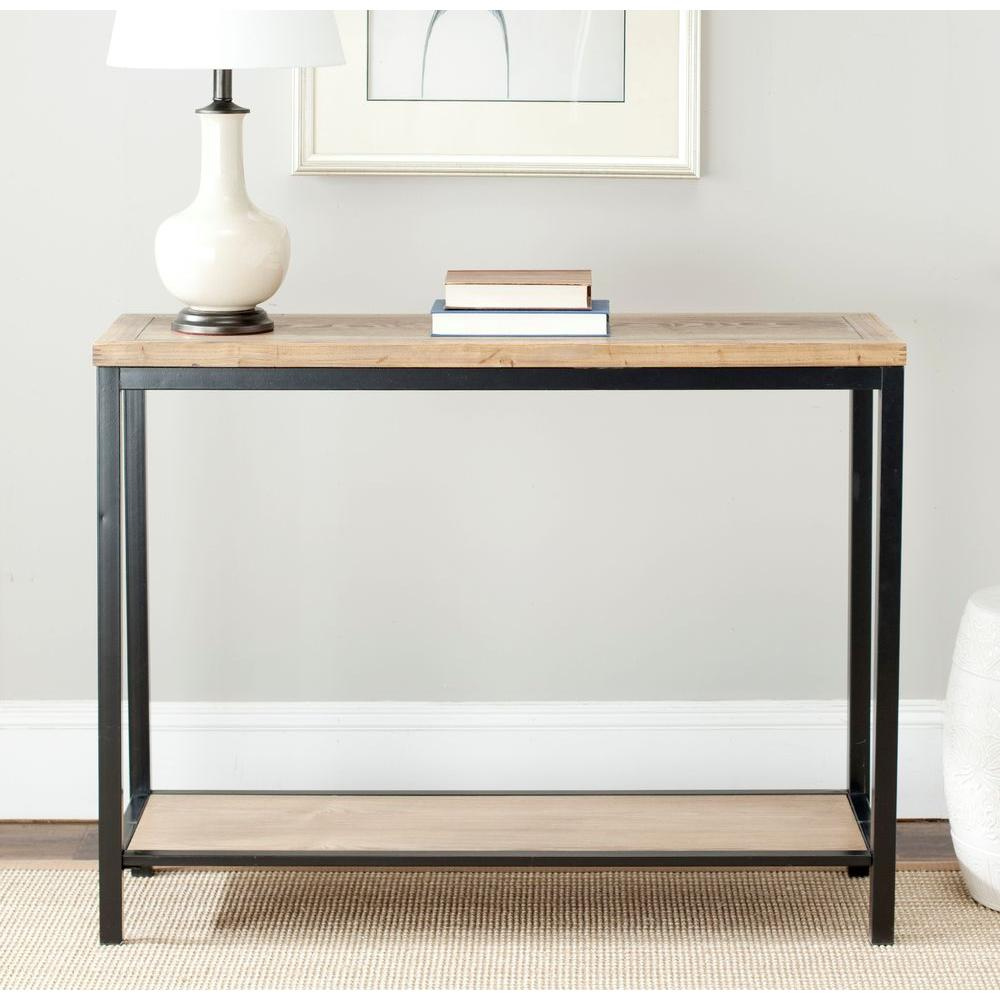 Safavieh Dennis Oak Console Table