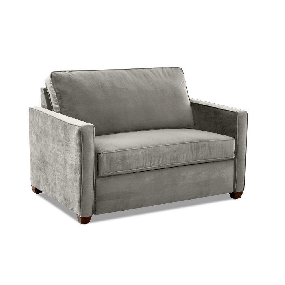 Miranda Otter Sleeper Chair