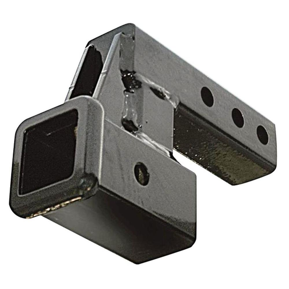2 in. Receiver Hitch Extension with 4 in. Drop-Rise