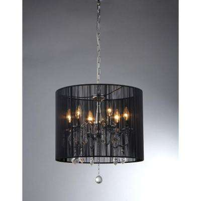 Black - Chandeliers - Hanging Lights - The Home Depot