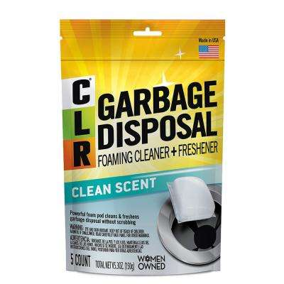Garbage Disposal Cleaner Pods (5-Count)