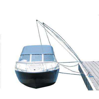 Dock-Side Premium Mooring Whips - Pair