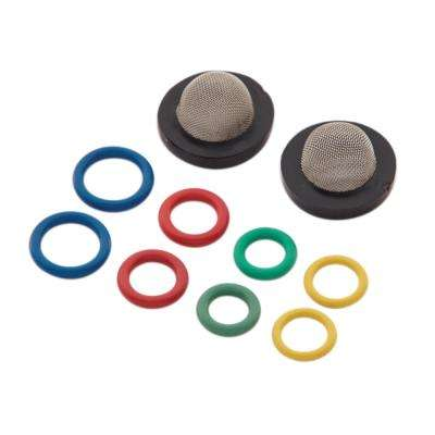 Inlet Water Filter and O-Ring Seals for Pressure Washers