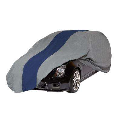 Double Defender Station Wagon Semi-Custom Car Cover Fits up to 18 ft.
