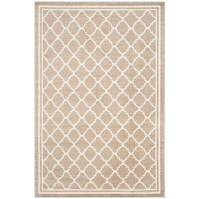 Beige - 5 X 8 - Outdoor Rugs - Rugs - The Home Depot