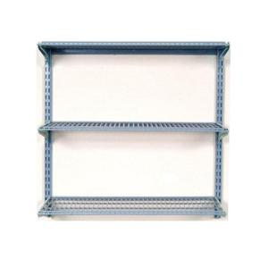 Storability 33 In L X 31 5 In H Wall Mount Shelving Unit