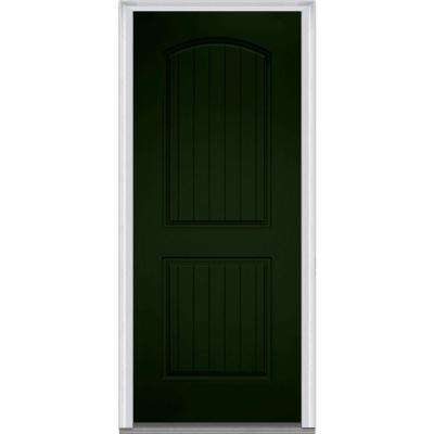 Green Mmi Door Energy Star Front Doors Exterior Doors The