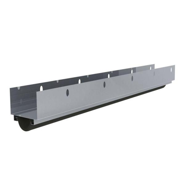 Door ''U'' Bottom Seal for Doors up to 36 in. Wide