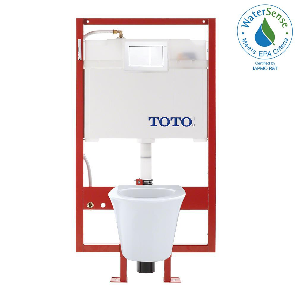 Toto in wall tank toilet | Plumbing Fixtures | Compare Prices at Nextag