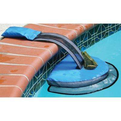 Blue FrogLog Critter Saving Escape Ramp