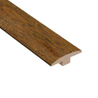 Forest Trail Hickory 3/8 in. Thick x 2 in. Wide x 78 in. Length Hardwood T-Molding