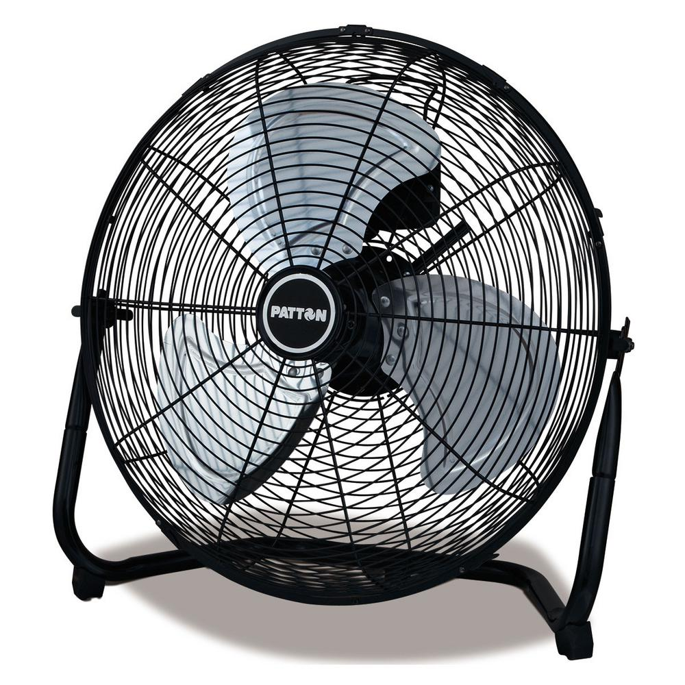 Patton 18 In  3-speed High Velocity Fan-puf1810bbm