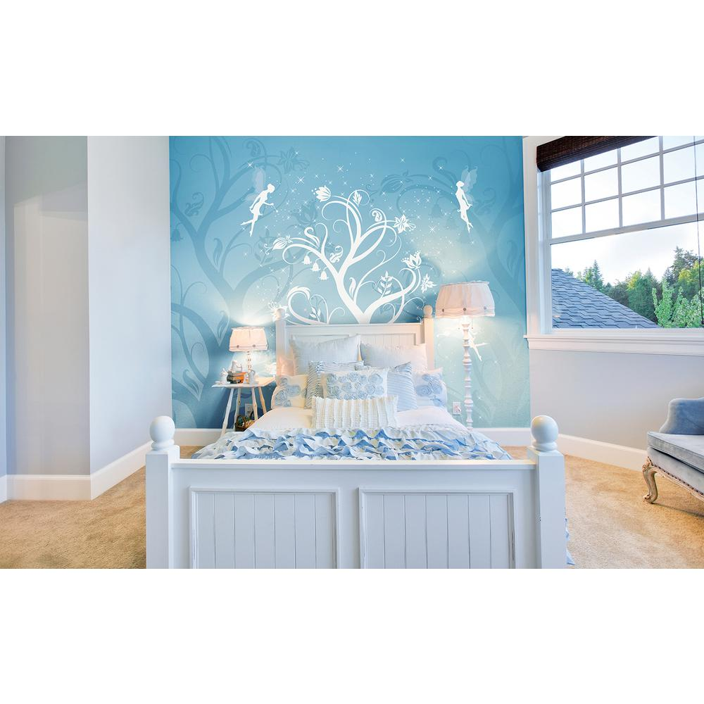 Brewster 118 in x 98 in twinkle wall mural wals0086 for Brewster wall mural