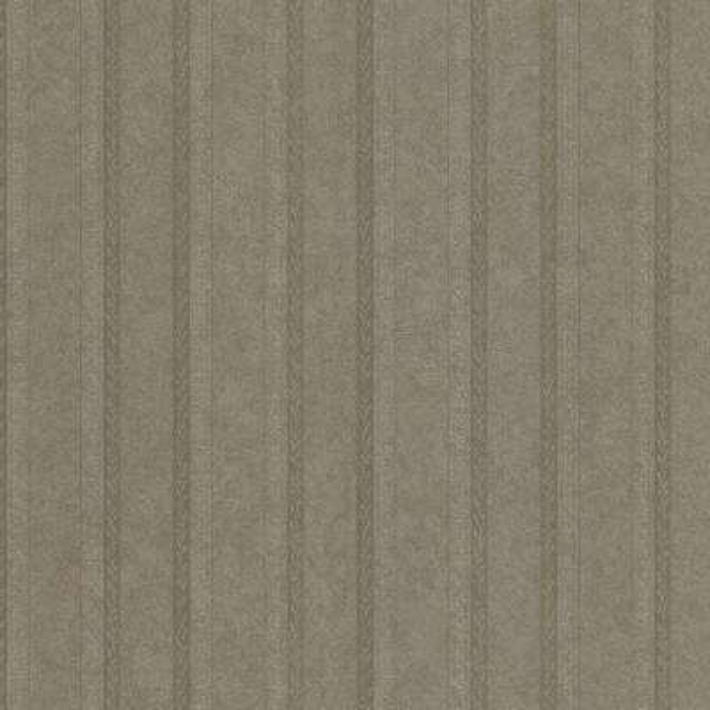Ala Olive Embossed Stripe Texture Wallpaper Sample