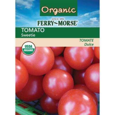 Tomato Sweetie Organic Seed