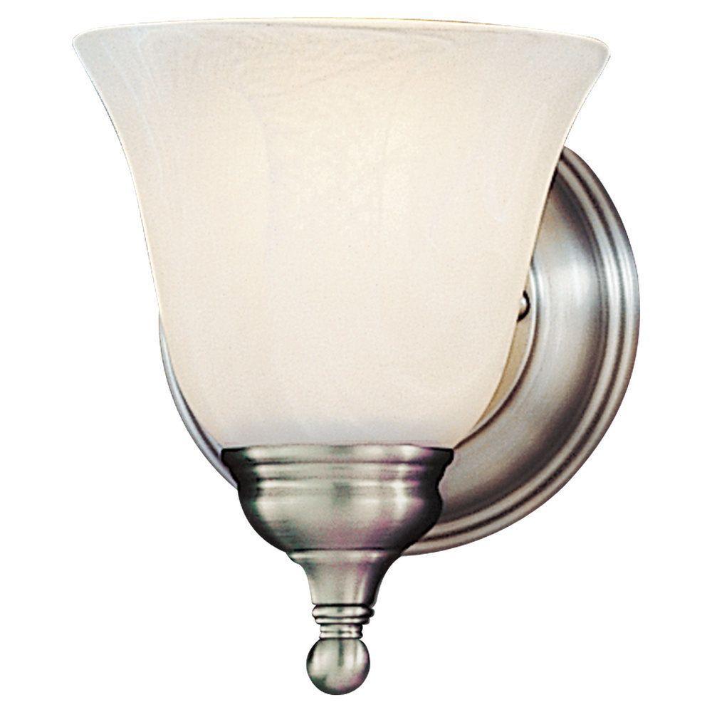 Bristol Pewter Vanity Light
