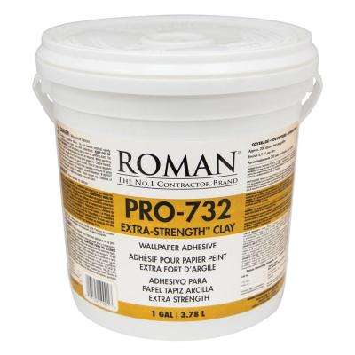 PRO-732 1 gal. Extra Strength Wallcovering Adhesive