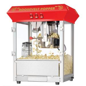 Click here to buy Great Northern Roosevelt Popcorn Machine by Great Northern.