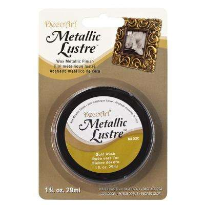 Metallic Lustre 1 oz. Gold Rush