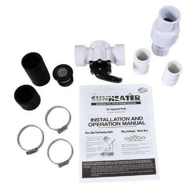 Universal System Kit for Universal Solar Pool Heater